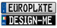 Custom Europlate